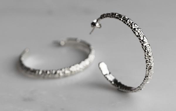 Alice Clark Silver jewellery
