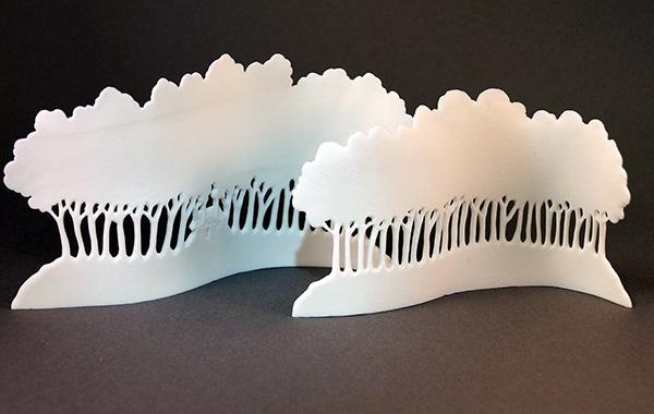 Graham Blakelock porcelain ceramics
