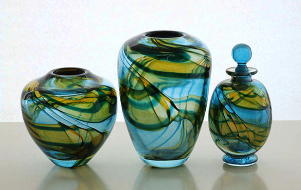 Sanders & Wallace glass